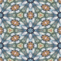 kaleidoscopic view