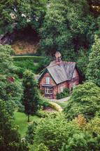 cabin in Unbenannt