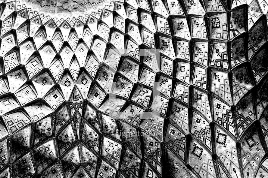 Iranian dome architecture
