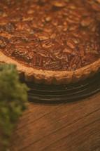 Pecan pie.