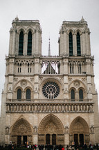 A cathedral during the day