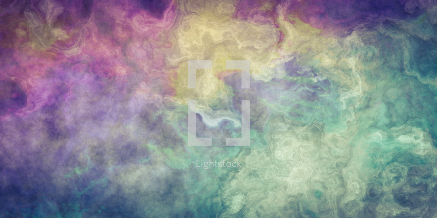 marbleized turquoise abstract background