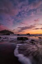 Trinidad seascape