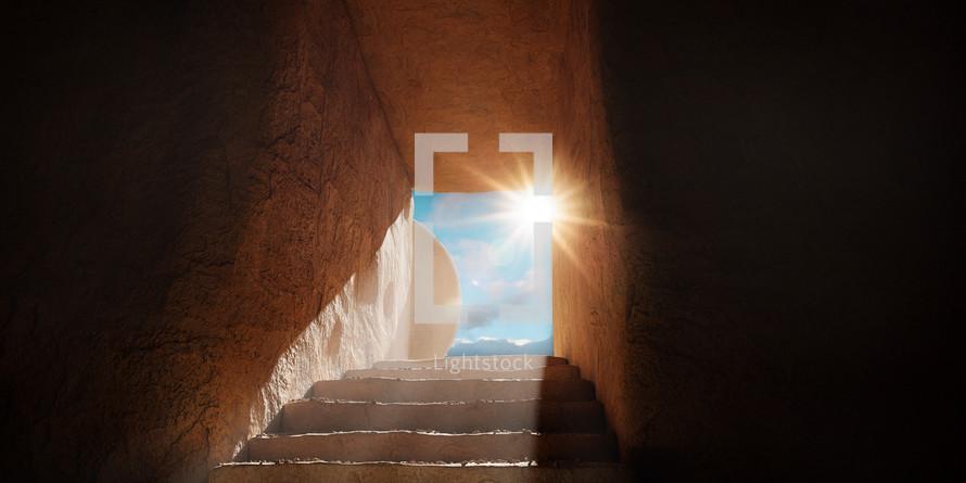 resurrection and empty tomb