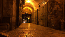 hall in Jerusalem