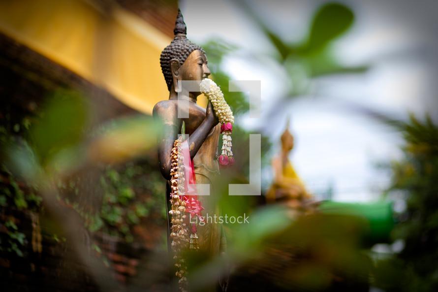 Buddhist idol