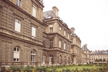 Paris Luxembourg Palace