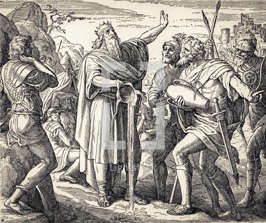 14 Lesson David Mighty Men
