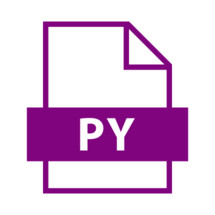 PY file
