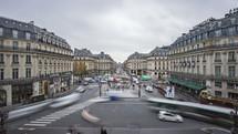 The Avenue del' Opera Paris, France