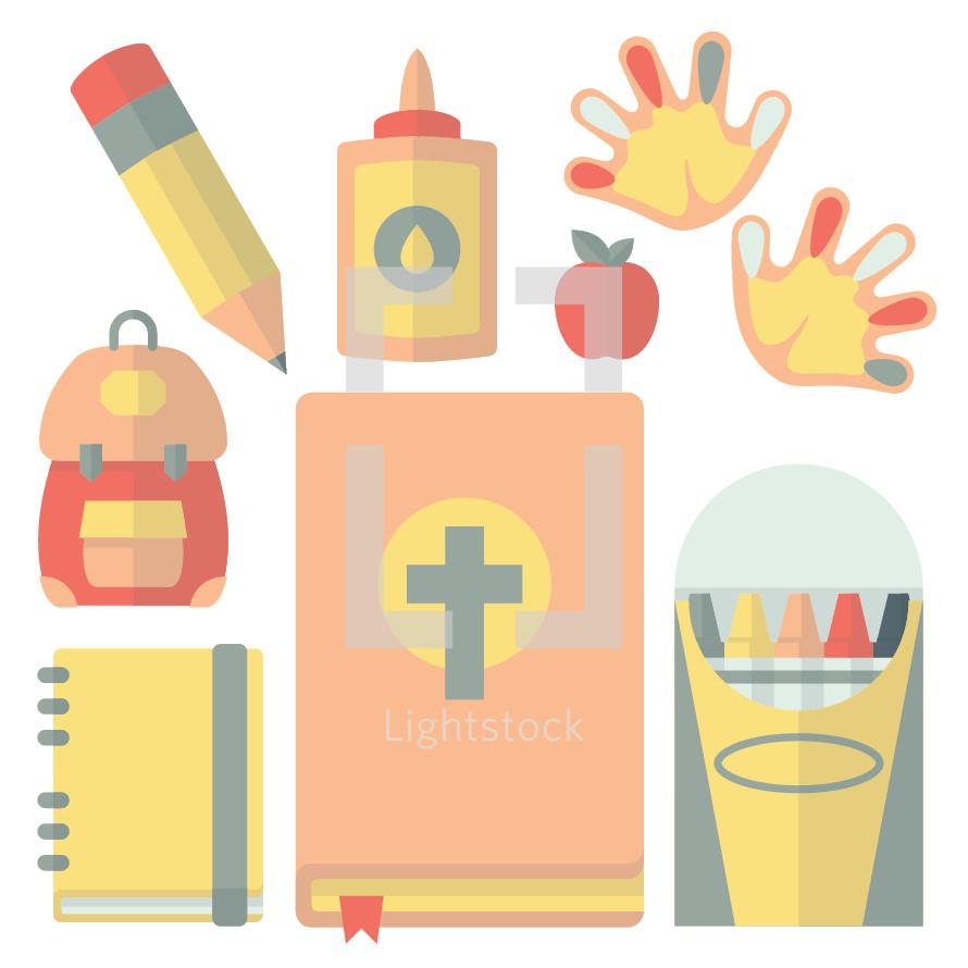 VBS items