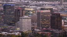 Salt Lake City buildings