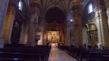 Basilica Santa Maria, San Sebastian, Spain