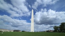 timelapse of the Washington Monument