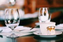 set table for breakfast