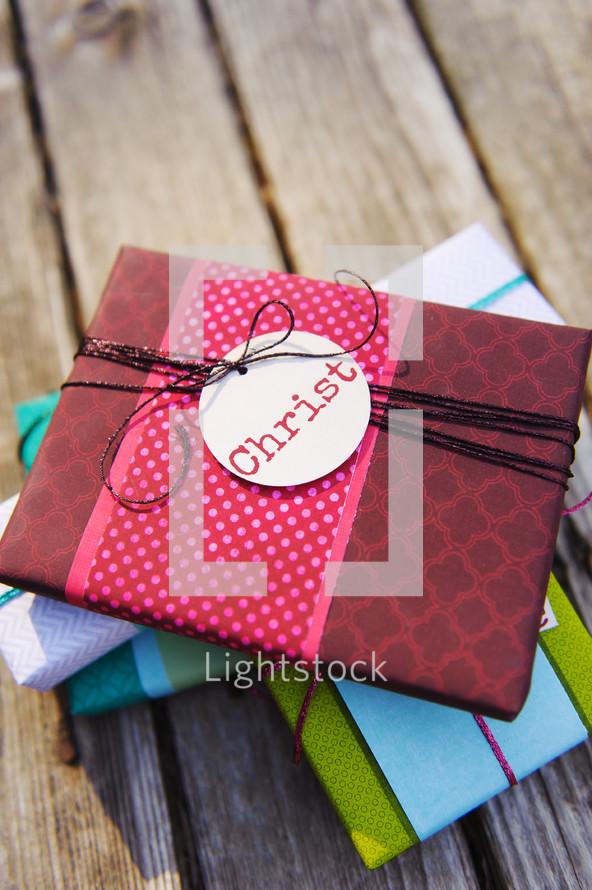 gift for Christ