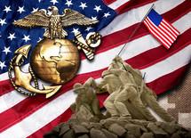 Marines - Marine Corps War Memorial Ieo Jima