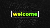 Welcome, we're glad you're here