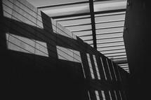 Shadows of angles.