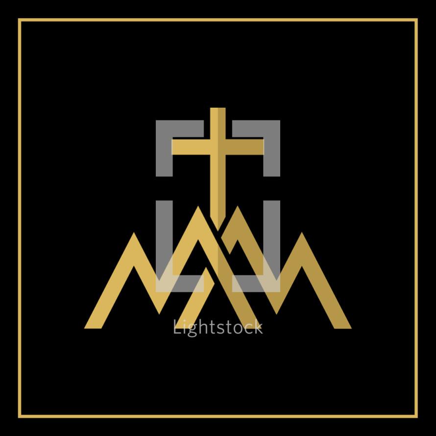 golden church logo