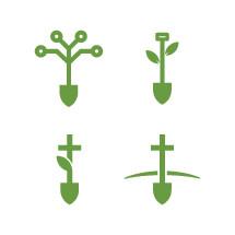 church planting icons