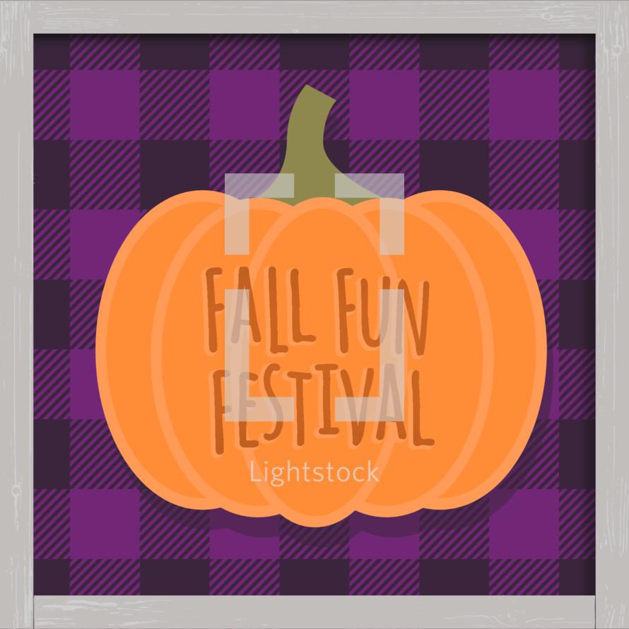 fall fun festival pumpkin halloween alternative