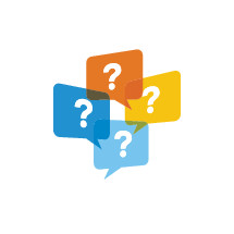 questions icon.