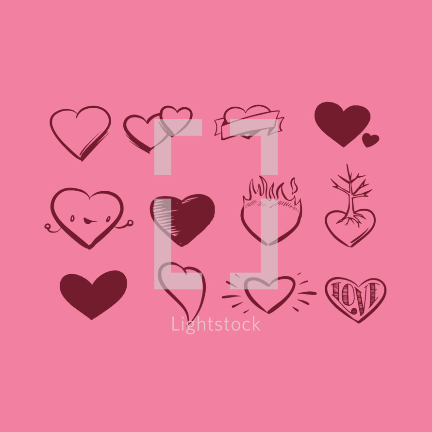 12 heart illustrations to help your ideas stick.