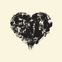 inked heart