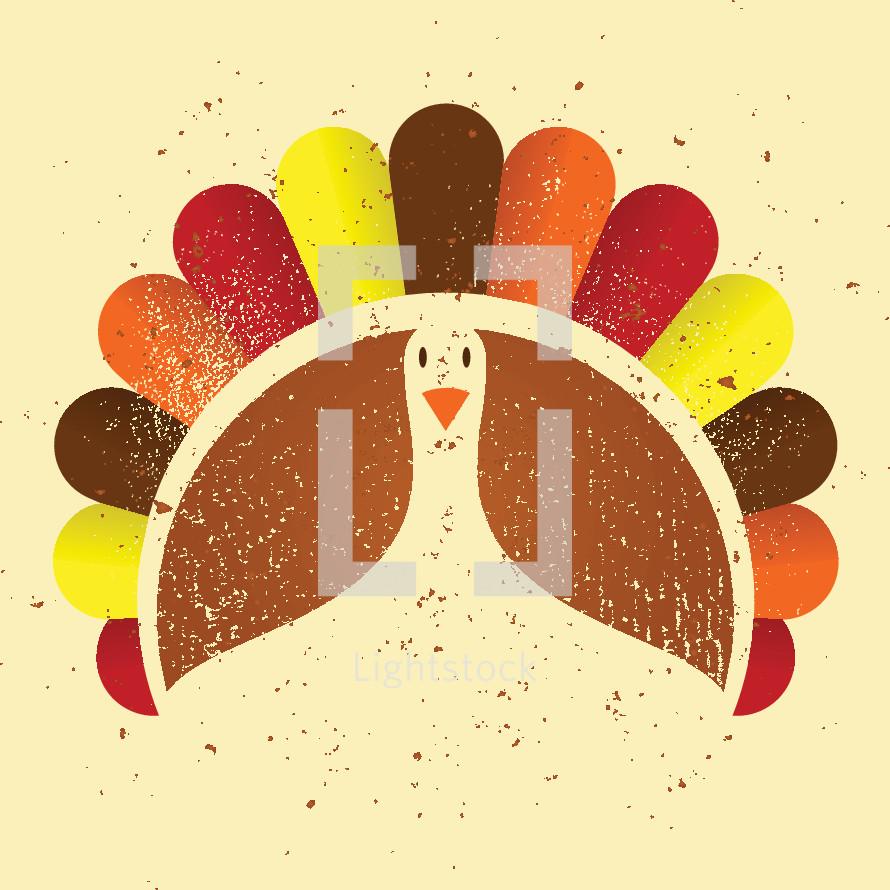 grunge turkey