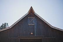 barn roofline