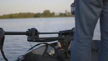 fishing boat trolling motor