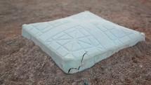 base on a baseball field