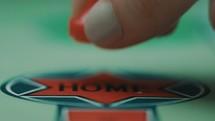 winning a board game