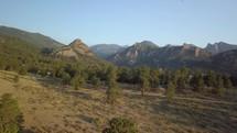 rural Colorado landscape
