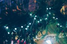 Decoration at Christmas Markets