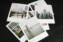 city polaroids