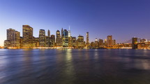 Day to Night Brooklyn Bridge