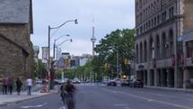 Bloor and Avenue Road Toronto
