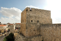 Citadel of David, Herod's Tower
