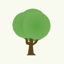 simple tree illustration.
