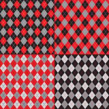 argyle pattern background