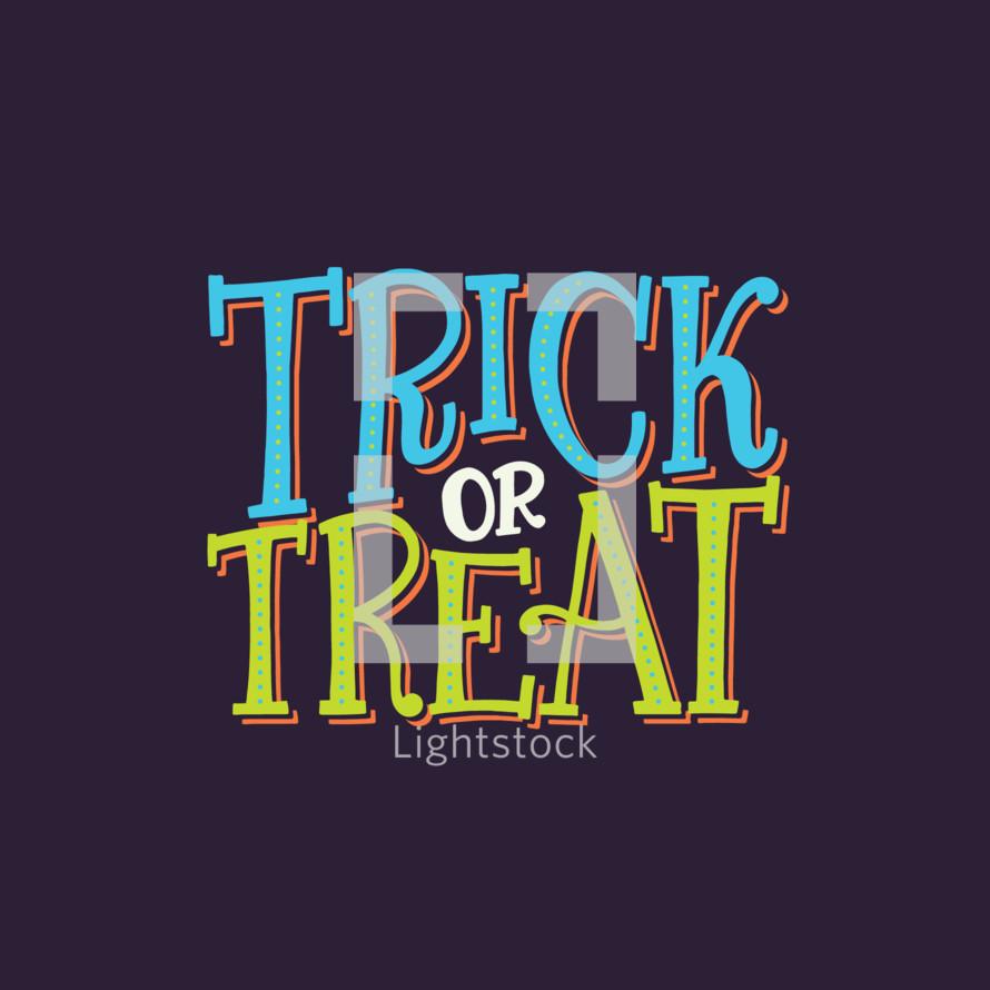 tick or treat