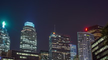 Toronto, Canada at night