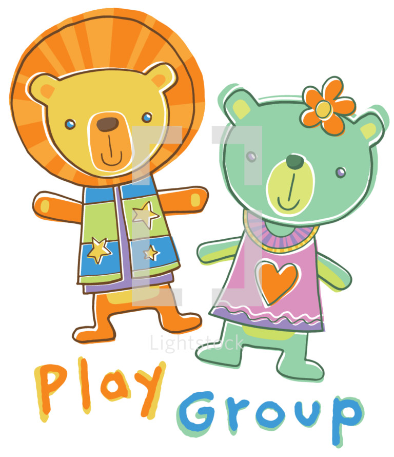 play group icon,