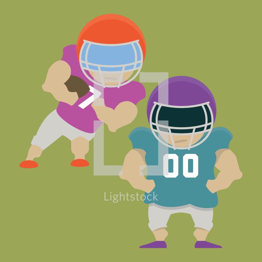 football player icons