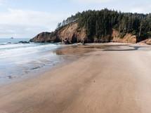 sand on a beach sand