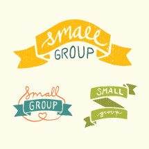 small group banner