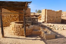 The well at Beersheba