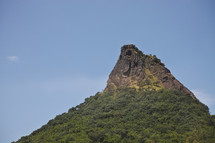 Ethiopian Mountain peak